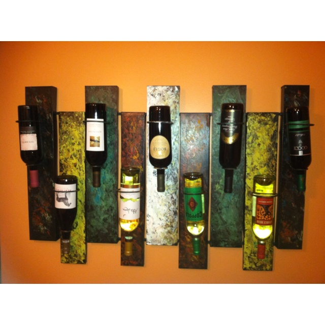 Decorative Wine Holder: Wine Stuff, Wine Ideas, Wine Holders, Decor Wine