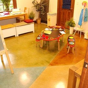 epoxy kitchen flooring 11 best tables for recliners images on laptop 3587