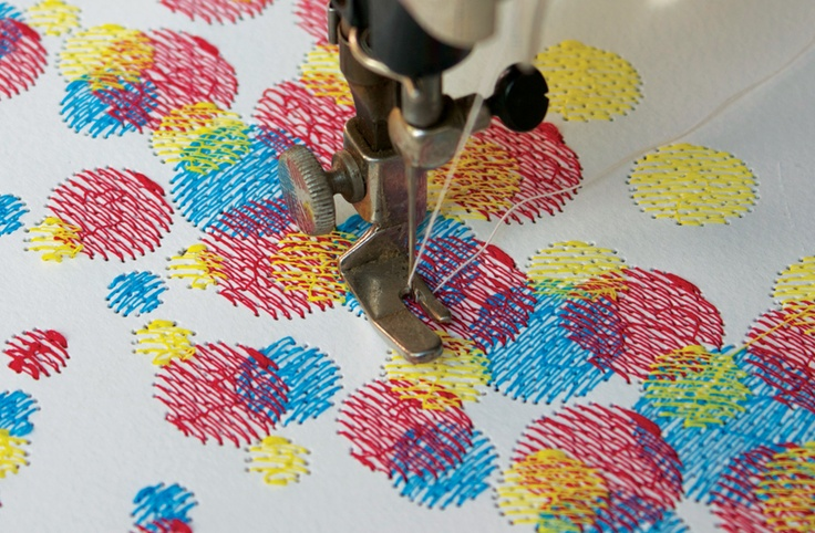 CMYK Embroidery