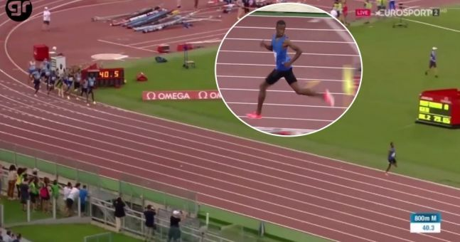 Kenyan Does Most Inept Pacemaker Job Ever Seen In Major 800m Race