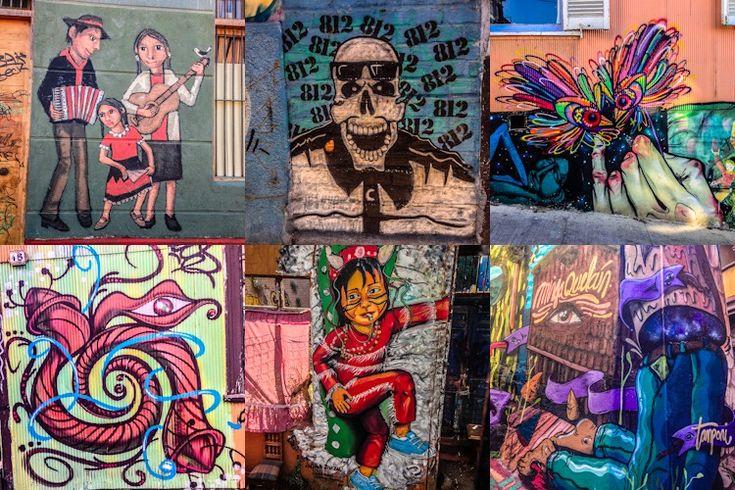 Cinco cosas que hacer en Valparaiso