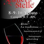Calici di stelle Festa del vino Aglianico