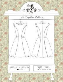 Cartamodelli/Patrons de couture - Atelier Vicolo N° 6 Blog Cucito ~ Blog Couture