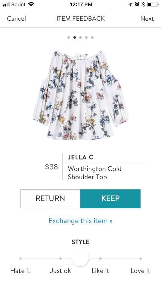 13c6a111ab59f Jella C Worthington Cold Shoulder Top