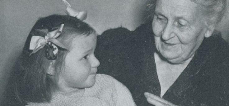 20 jó tanács, Maria Montessori-tól, amit minden szülőnek tudnia kell!