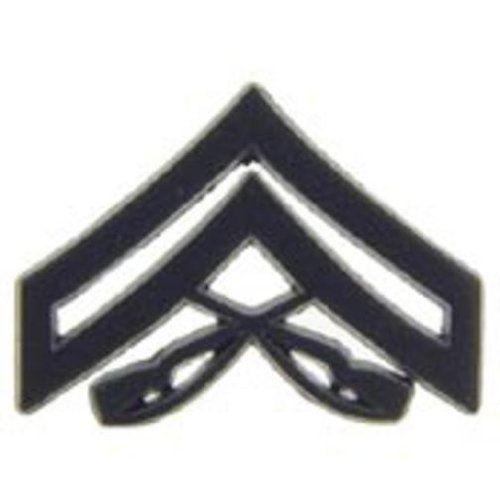 U.S.M.C. Corporal Rank Insignia Black by FindingKing. $7.99. This is a new U.S.M.C. Corporal Rank Insignia Black