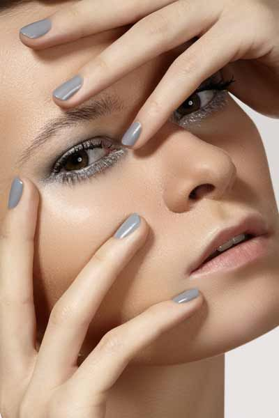 cool gray nails 2013 - Google Search
