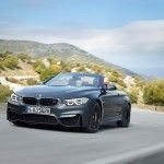 2015 BMW M4 Convertible Front View 150x150 2015 BMW M4 Convertible Review With Images