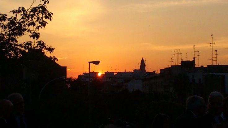 Sunset Torre del Parco Lecce