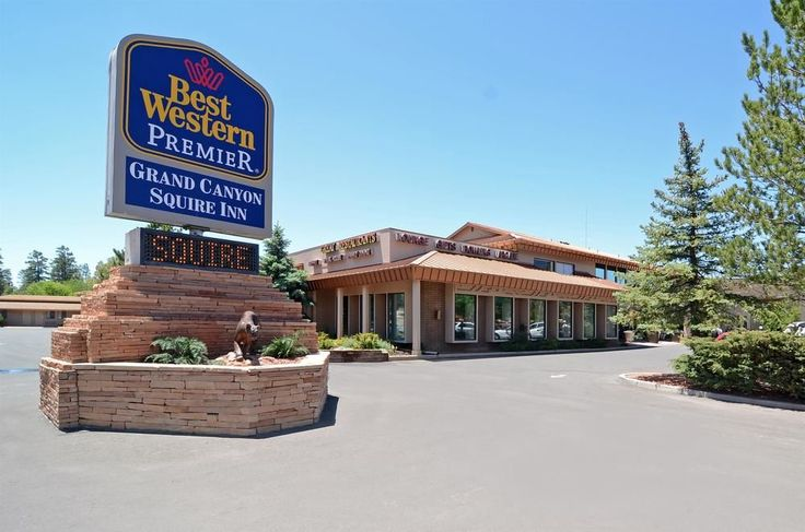 """Best Western Premier Grand Canyon Squire Inn is rated """"Excellent"""" by our guests. Take a look through our photo library, read reviews from real guests and book now with our Best Price Guarantee. We'll even let you know about secret offers and sales when you sign up to our emails."""