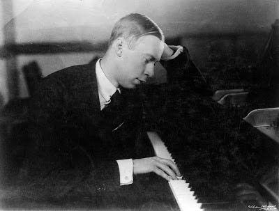 sergei prokofiev piano  voorkant?