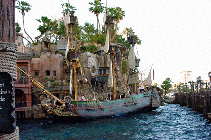 Treasure Island Las Vegas Pirate Ship Show