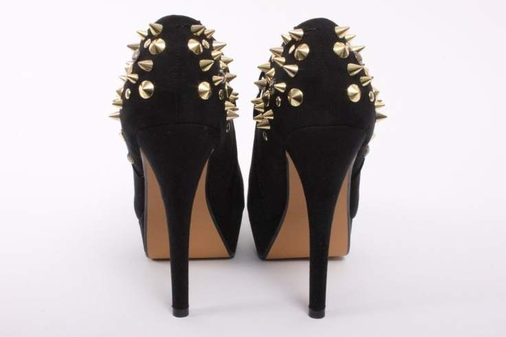 Pumps met #studs