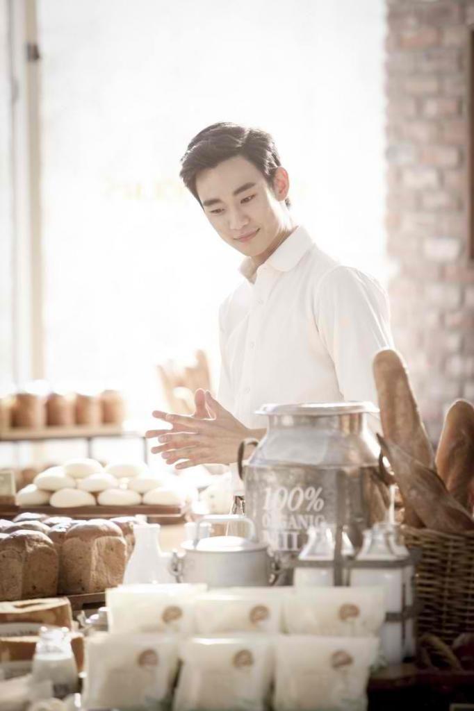 Actor ☼Kim Soo Hyun☼ in Tous Les Jours' Latest CF « KIM SOO HYUN Fan Club #kimsoohyun
