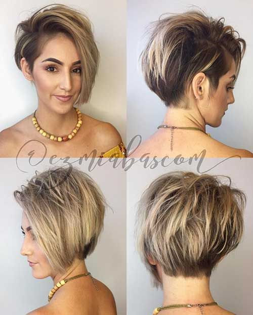 40 Cute Short Haircut Ideas 2019