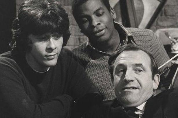 Rising Damp - Leonard Rossiter, Richard Beckinsale & Don Warrington