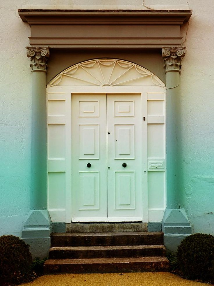 My photo of door in Fitzgerald Park, Cork. Edited the image in Adobe Photoshop.