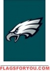 "Eagles Mini Flag 15"" x 10 1/2"""