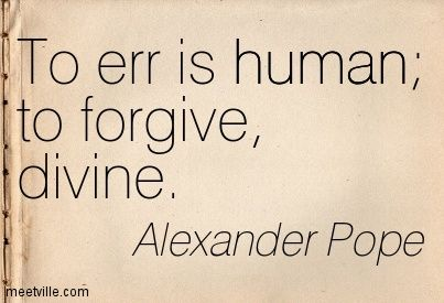 To err is human to forgive divine essay help