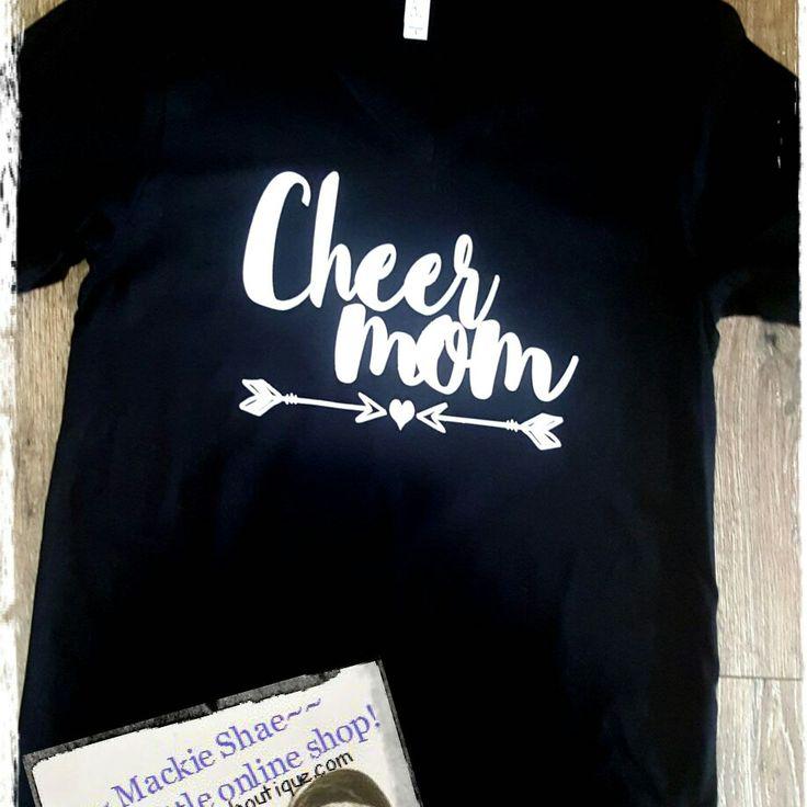 Best 25 cheer mom shirts ideas on pinterest cheer mom for Single order custom t shirts