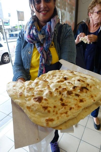 Afghan Bread ($2) - Afghan Sufra - Does My Bomb Look Big In This?