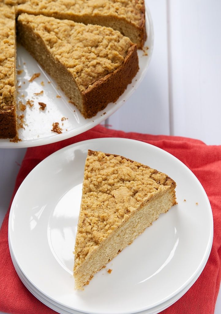 Brown Butter Sour Cream Crumb Cake | Recipe | Strawberry shortcake ...