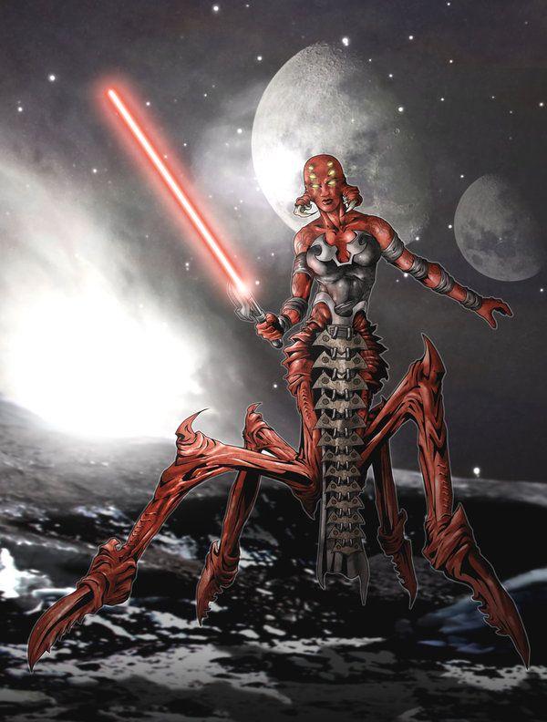 Sith Concept - Kima Lakui by Iantoy.deviantart.com on @deviantART