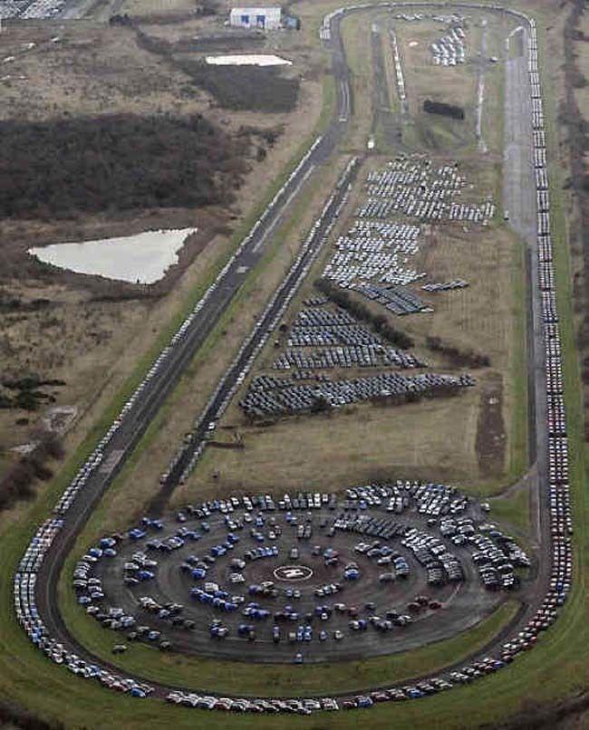 Milhares de carros estão sendo abandonados – maio – 2015, 6p. | Ladislau Dowbor