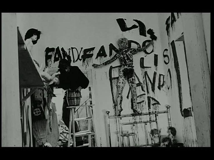 Una fotonovela: Fando Y Lis 1968