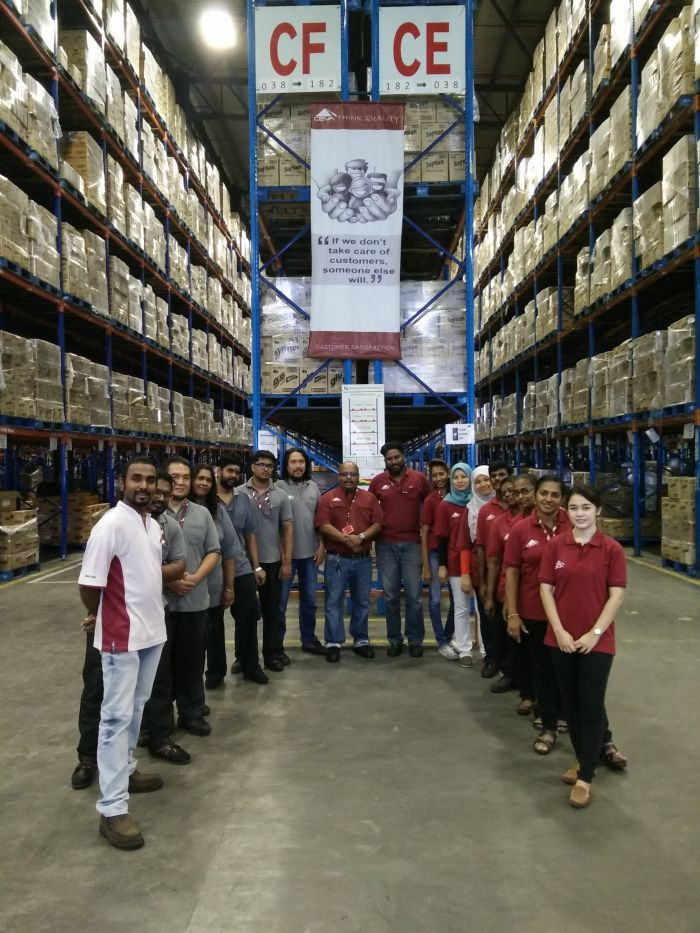 Colgate-Palmolive regenerates warehousing contract with CEVA