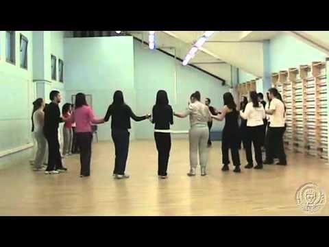 Παραδοσιακοί Χοροί 17 Syrtos kalamatianos omadiko