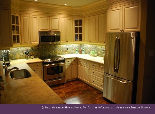 24 best images about kitchen on pinterest new kitchen for Small u shaped kitchen remodel ideas