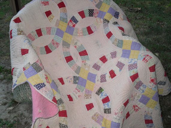 heirloom wedding ring quilts