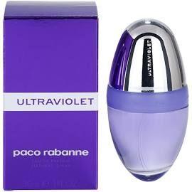 Paco Rabanne Ultraviolet eau de parfum pour femme 30 ml