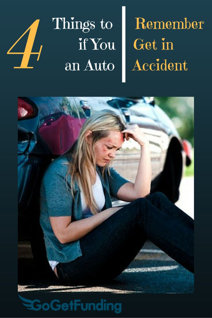 Make Sure You Re Covered 4 Things To Remember If Get In An Auto Accident