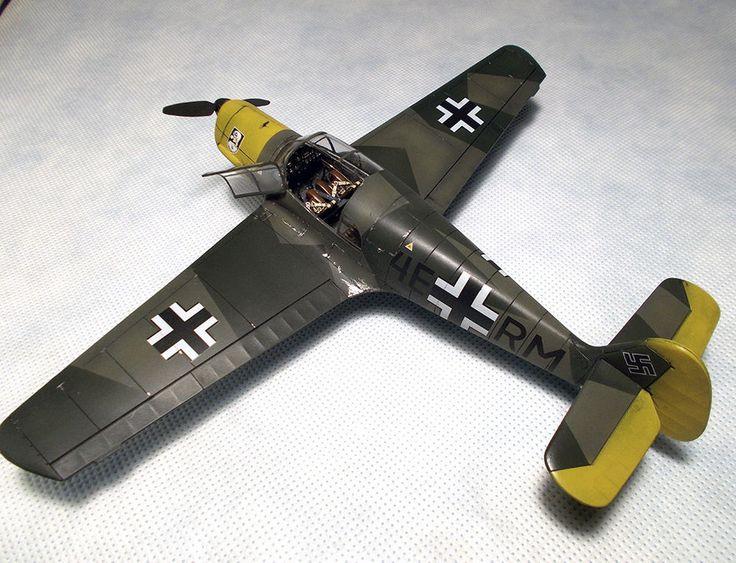 BUILT 1/48  Messerschmitt Bf 108B Taifun +PE Eduard #EduardPEEduard