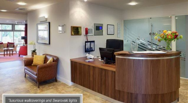Luxury Hurst Accountants  Office Furniture Manchester  Office Furniture