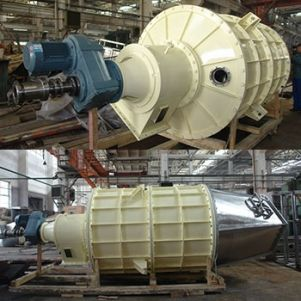 Soap Vacuum Spray Dryer Machine - Buy Soap Production Line Equipment On Htoilmachine.com