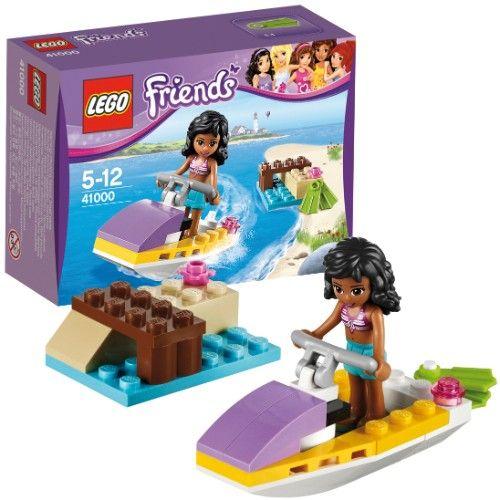 LEGO 41000 Friends: Jetboot Vergnügen  http://www.meinspielzeug24.de/lego-41000-friends-jetboot-vergnuegen  #LegoFriends, #Mädchen #BaukastenSpielsets, #Spielwaren