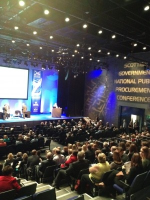 Scottish Government National Public Procurement Conference 2012