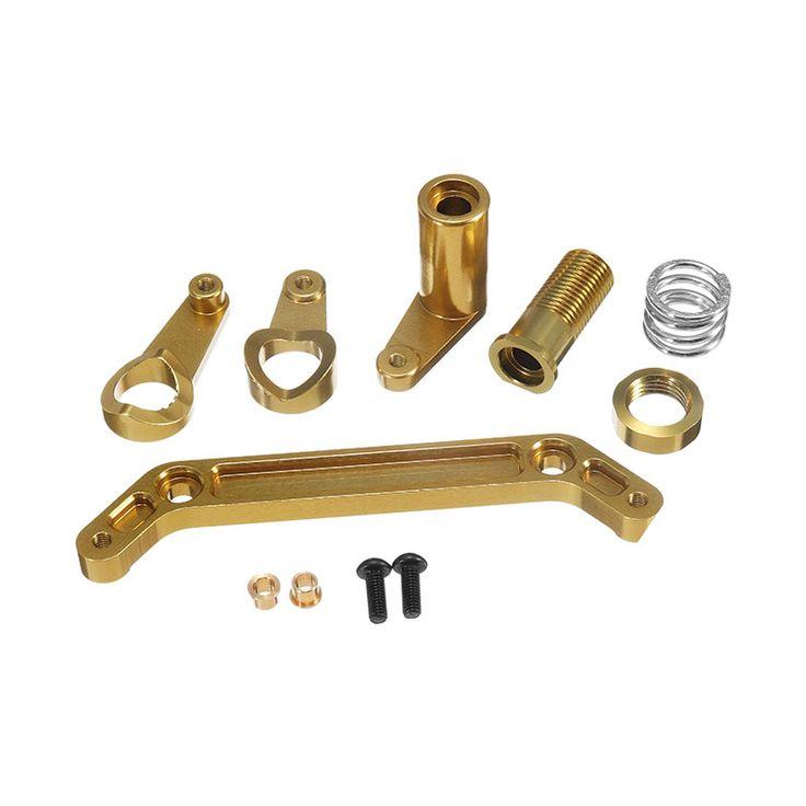 JLB 1/10 Electric RC Car Parts Servo Protection Actuator Steering Rocker Assembly EA1009