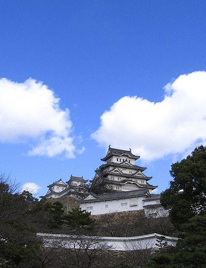 Samurai-Burg Himeji