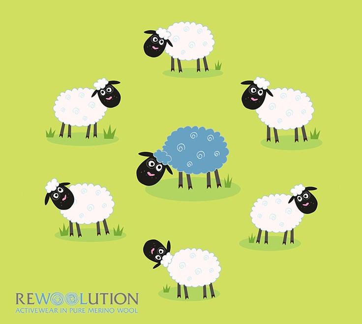 Rewoolution: born different