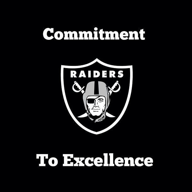 Oakland Raiders Logo, Oakland