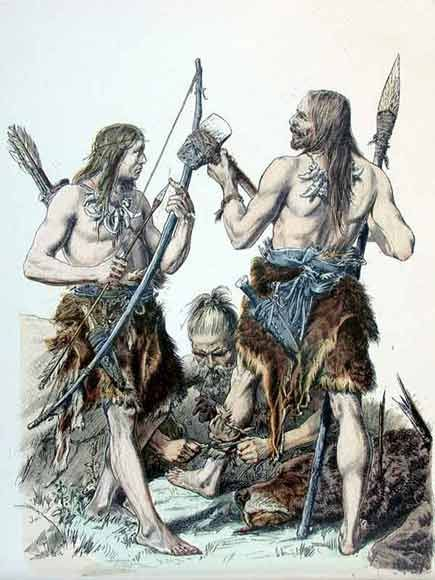 17 Best ideas about Stone Age People on Pinterest | Stone ...