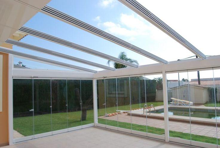1000 ideas sobre techo policarbonato en pinterest techo - Porche de aluminio ...