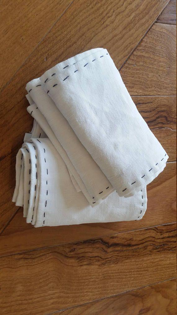 Cucite a mano in lino fasce per gambe vichinghe leg wraps