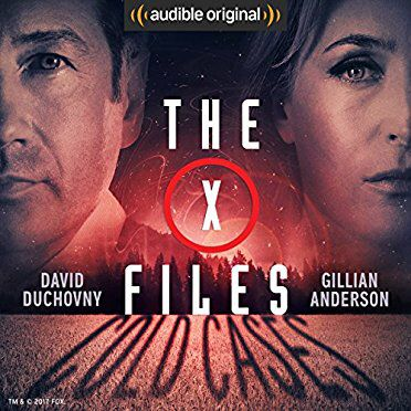 I'm listening to The X-Files: Cold Cases by Joe Harris, Dirk Maggs, adaptation, Chris Carter, narrated by David Duchovny, Gillian Anderson, Mitch Pileggi, Willliam B. Davis, Tom Braidwood, Dean Haglund, Bruce Harwood on my Audible app. Try Audible and get it here: https://www.audible.com/pd?asin=B06Y46VB4L&source_code=ASSORAP0511160006