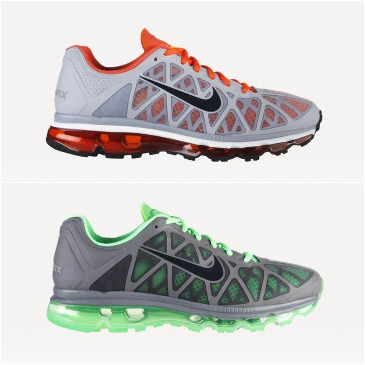 Nke Airmax+ 2011 Mens Running Shoe