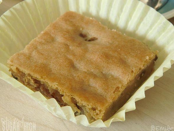 Kitchenaid Apple Cake Recipe: Best 20+ Blonde Brownies Ideas On Pinterest
